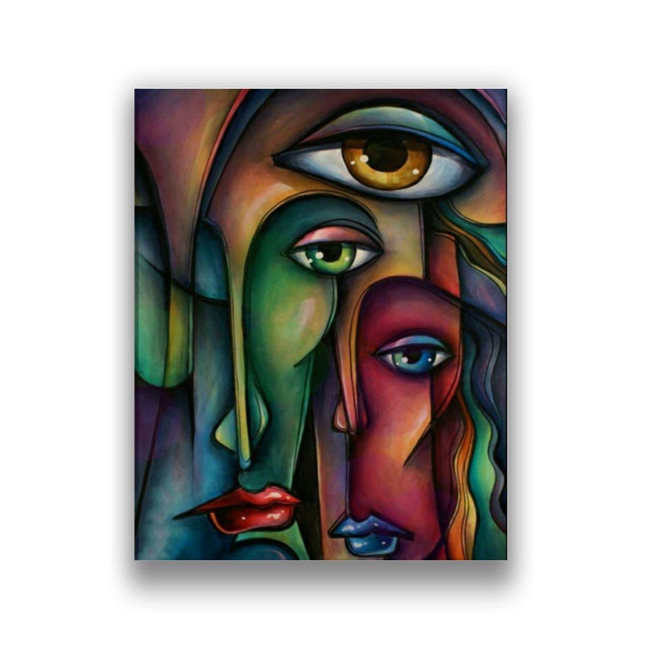 Aztec one eyed faces1