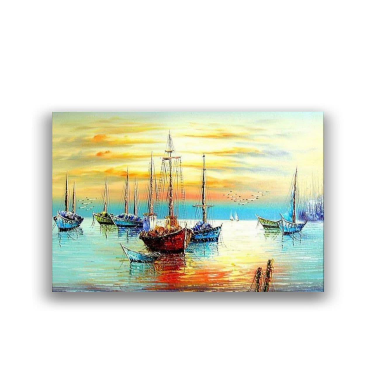 Bailed boats 1