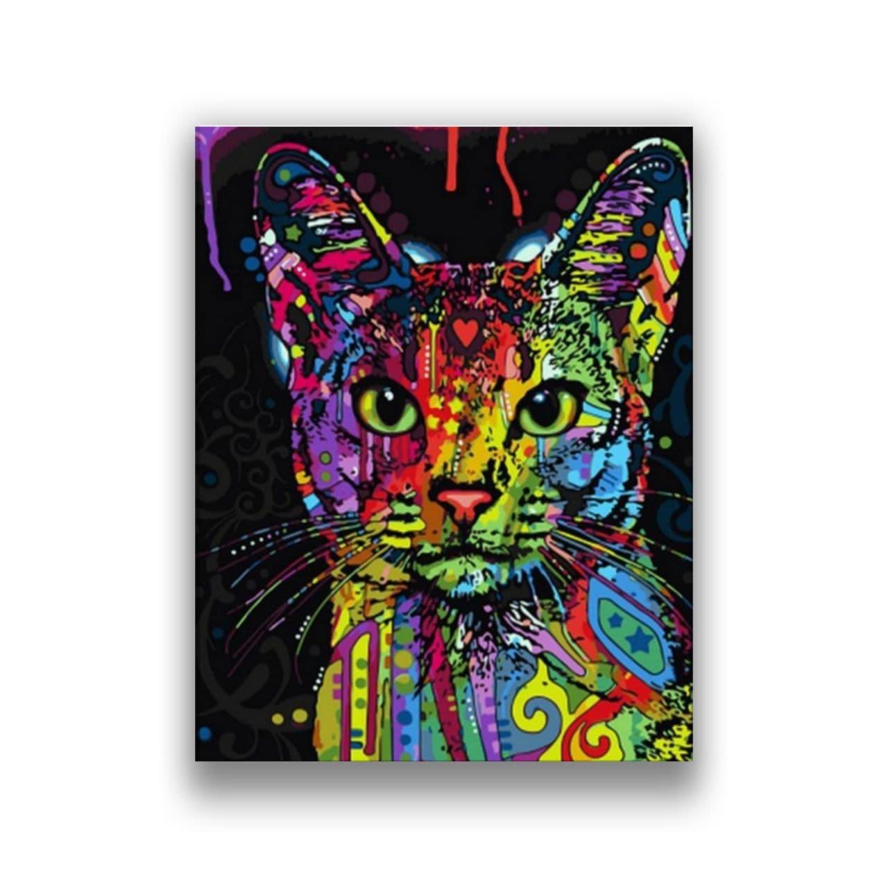 Colored CAT 1 1