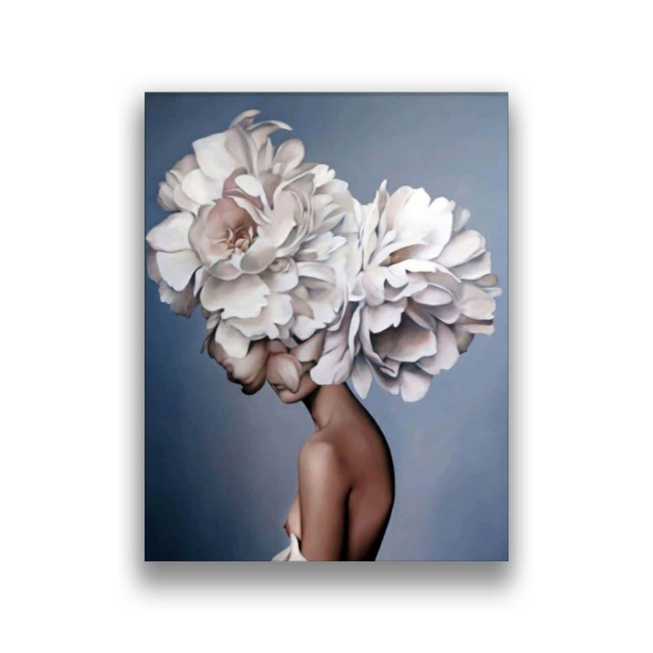 FLOWER LADY1