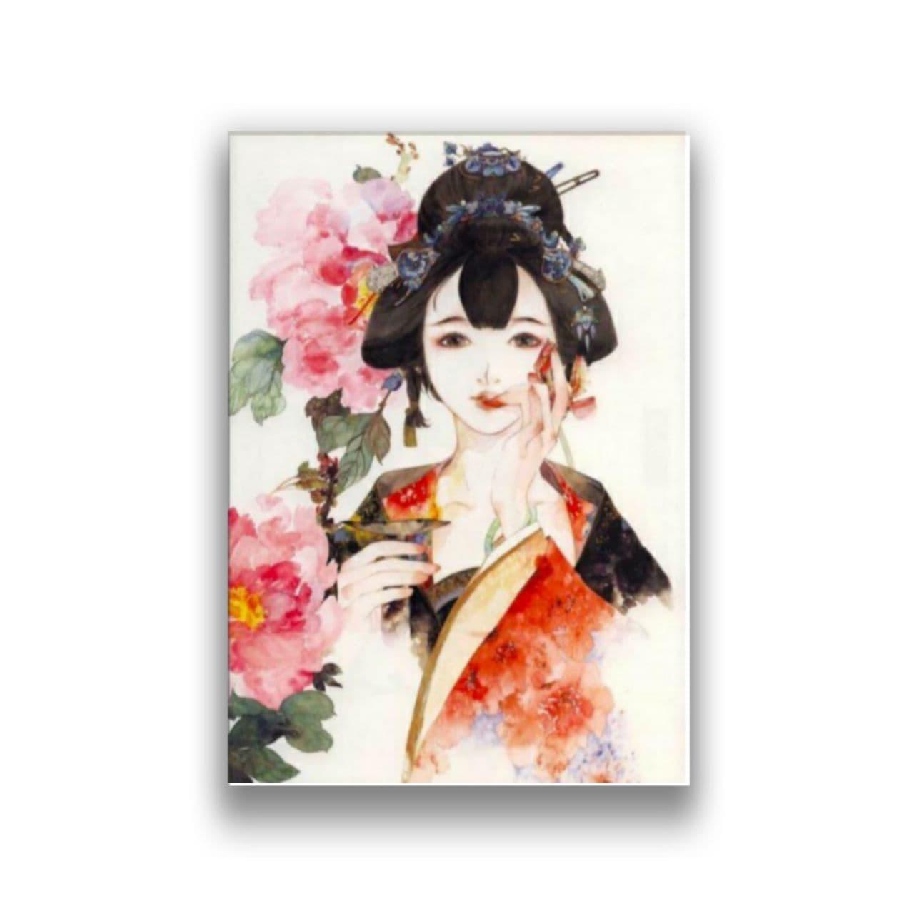 Japaneese woman