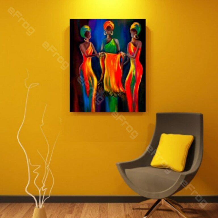 three tribe woman1 1